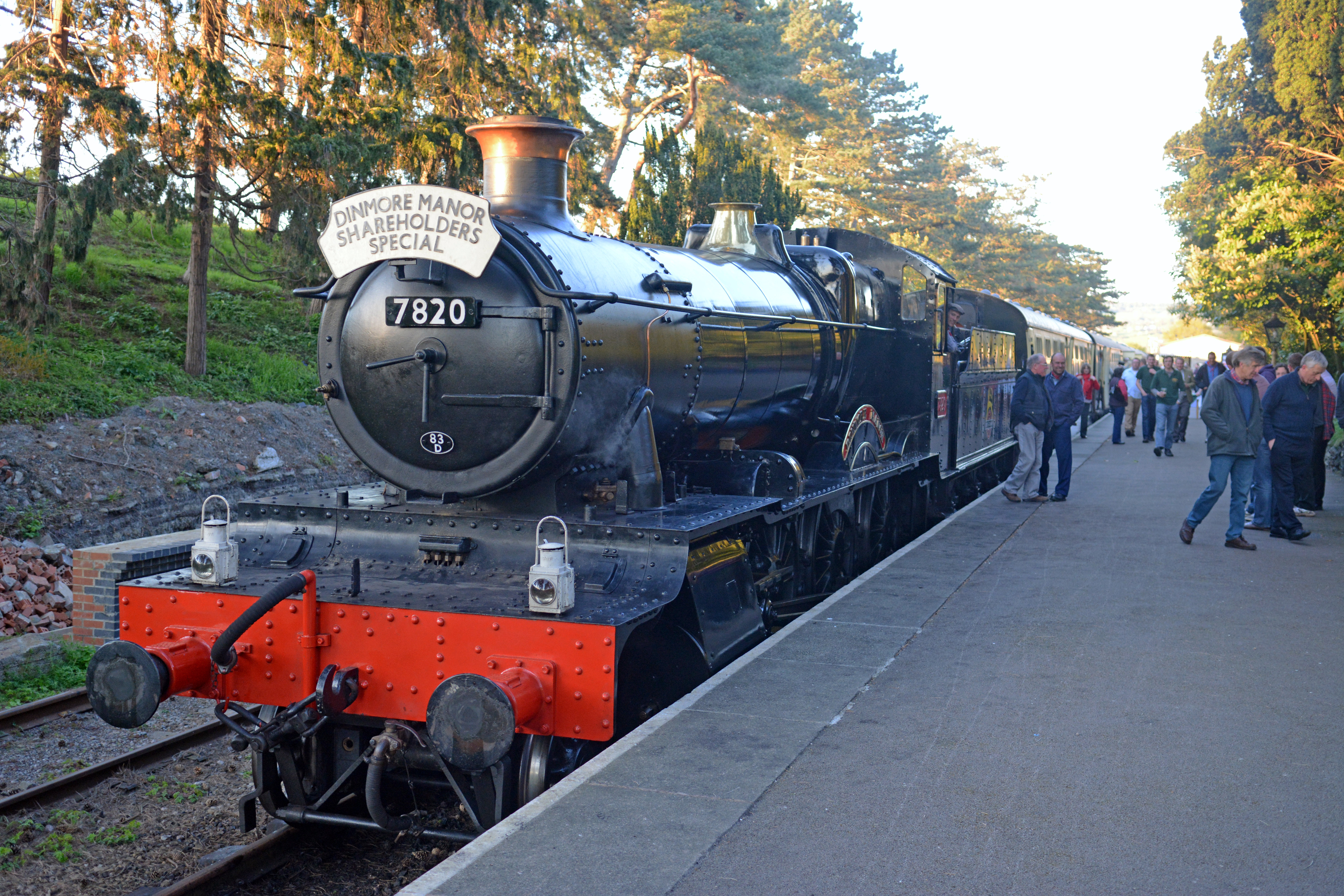 Our Locomotives